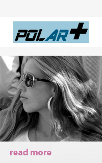 Polar+ anti-reflective lenses
