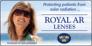 Royal AR lenses