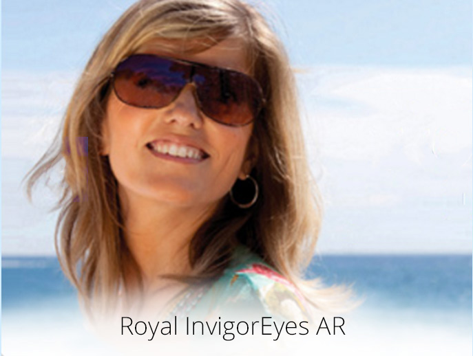 Royal InvigorEyes AR