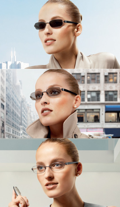 ZEISS photochromic lenses