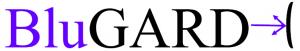 BluGARD logo