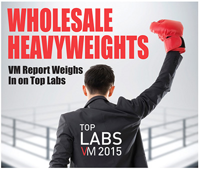 Robertson Optical Ranks In Top Independent Labs in 2015