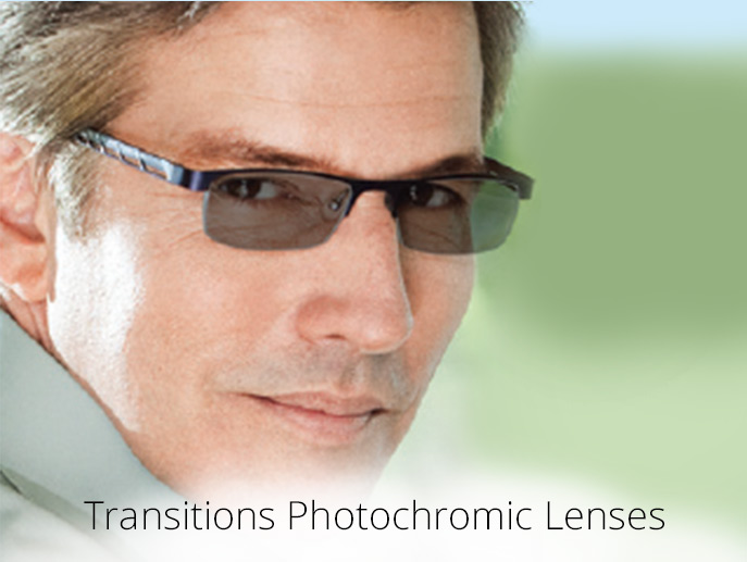 Transitions Optical Photochromic Lenses