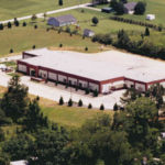 Robertson Optical's 25,000 square foot production facility