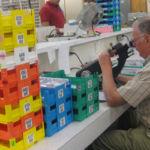 inspecting lenses
