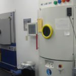 AR vacuum coating chambers
